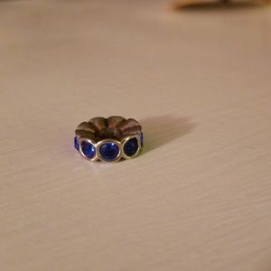 Jewelry - Blue Spacer Charm for Bracelet